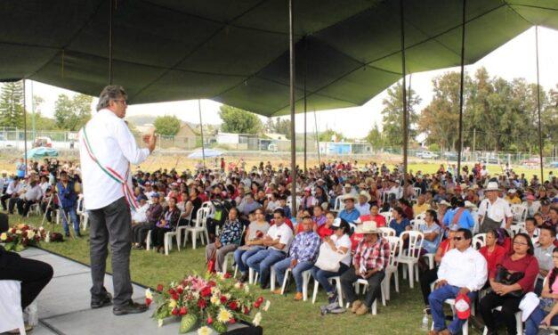 """""""Trabajaremos por nuestra gente"""": Vega Rayet"""