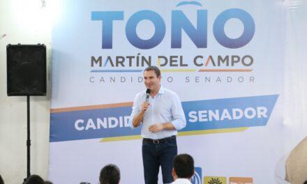 Moreno Valle llama a votar por el PAN el 1 de julio