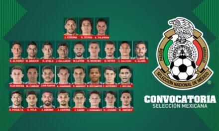 Conoce la lista de los 23 jugadores de México para Rusia 2018