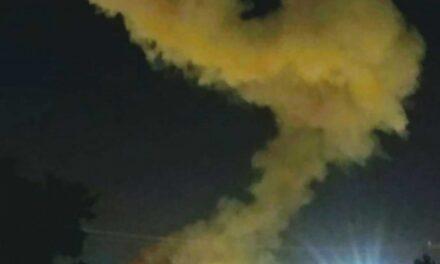 Explosión en Tultepec dejó al menos 7 muertos y 8 heridos