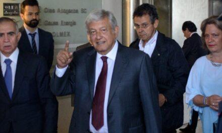 """""""Se limaron asperezas"""", dice López Obrador tras reunirse con el Consejo Mexicano de Negocios"""