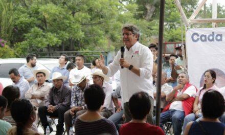 Intensifica Vega Rayet su campaña en el distrito XIII