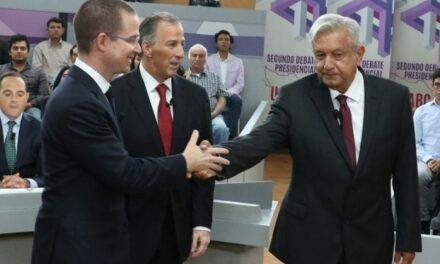 López Obrador se reunirá con Meade y Anaya para agradecer que aceptaron su derrota