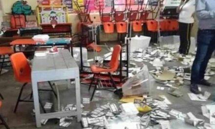 Proceso electoral sangriento en Puebla