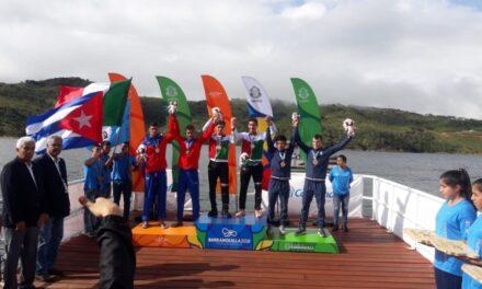 México ganó 3 medallas de Oro y uno de plana en remo