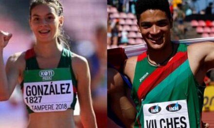 México gana dos medallas de oro en el Mundial de Atletismo sub 20