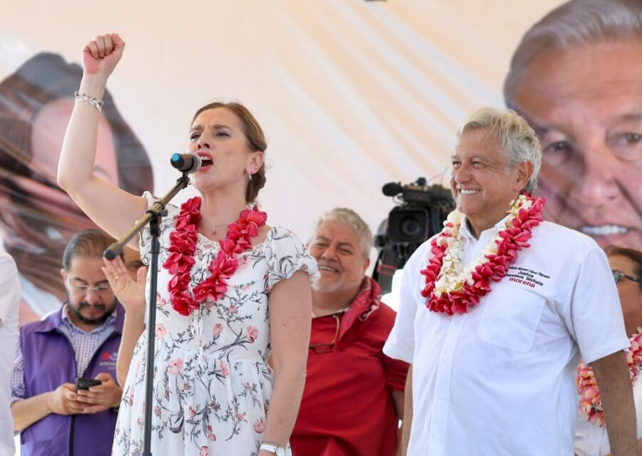 Propone Gutiérrez Müller poner fin a la figura de primera dama