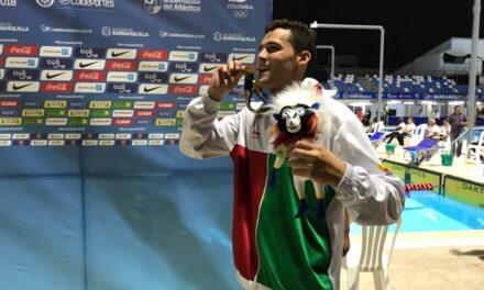 México se baña de oro en los Juegos Centroamericanos