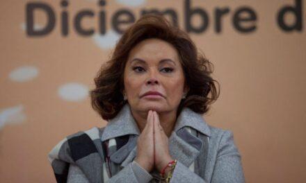 Elba Esther solicitó amparo para evitar una nueva detención