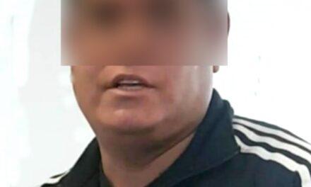 La Fiscalía de Puebla capturó a policía de investigación de Tlaxcala, que explotaba sexualmente a una joven.