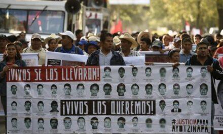 AMLO se reunirá con padres de los 43 desaparecidos