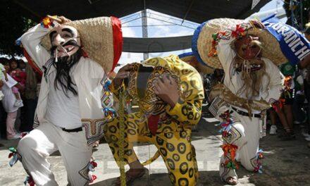 Danza de Tecuanes participara en Convite en Atlixco