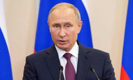 Expresa Putin sus condolencias a Irán y reafirma lucha contra el terrorismo