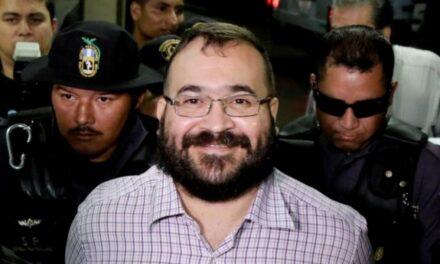 Javier Duarte es condenado a tan solo 9 años de prisión