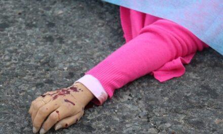 Asesinan a mujer frente al Centro Escolar de Tehuacán