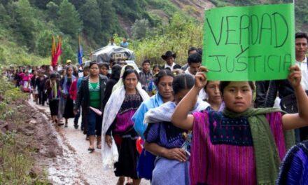 Piden que 7 mil indígenas sean amnistiados