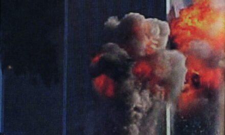 La trágica caída de las torres