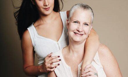 Crista Montes, una mujer  que venció el cáncer