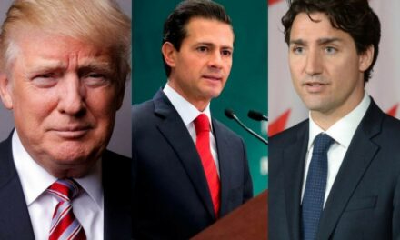 Celebró Donald Trump nuevo acuerdo entre EU-México-Canadá