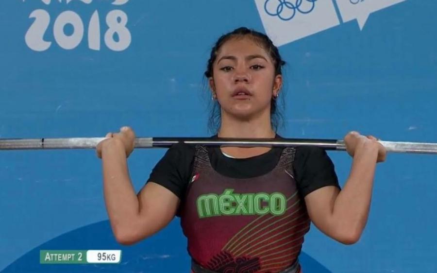 Primer oro para México en los Juegos Olímpicos de la juventud