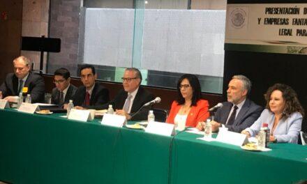 10 años de prisión a quien presente facturas falsas: Morena y Prodecon
