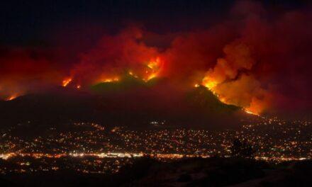 Incendio en California deja 42 muertos y 228 desaparecidos