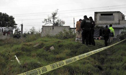 Hallan cadáver en barranca de Puebla