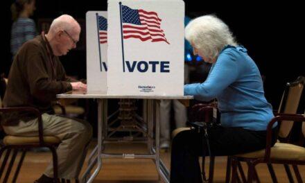 En EU se llevan a cabo elecciones