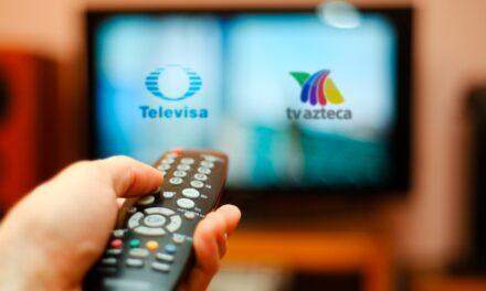 Concesiones hasta 2041 para Televisa y Tv Azteca