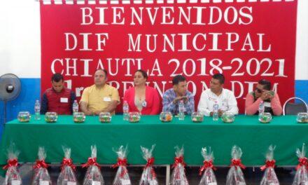 En Chiautla de Tapia, se realizó reunión  de Desarrollo Integral Municipal