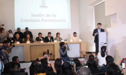 El PAN afirma que el momento que se vive en Puebla admite reconciliación