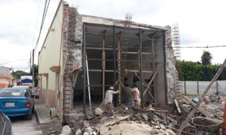 Rescatarán la biblioteca municipal en Tilapa