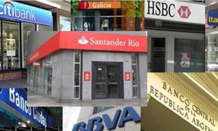 Bancos cerrarán mañana miércoles