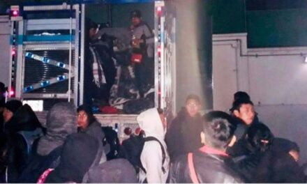 Aseguran a 84 migrantes en Tuxtla Gutiérrez