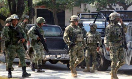 Diputados aprueban creación de Guardia Nacional