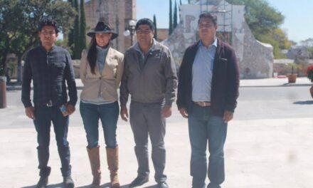 Huaquechula gestiona  apoyo en materia cultural