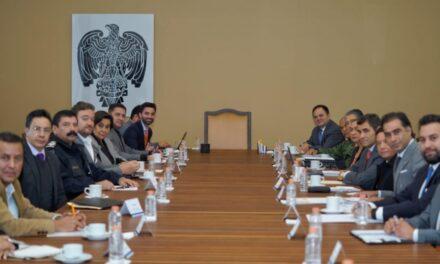 Gobierno de Puebla fortalece estrategia para combatir y prevenir incendio forestales