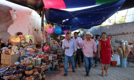 Ixcamilpa vive en grande su fiesta patronal