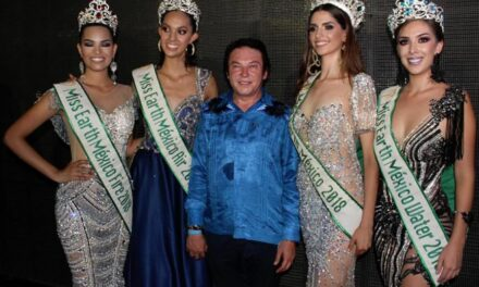 Miss Earth tendrá final nacional en mayo