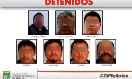 """SSPE, FGE y el Ejército Mexicano desmantelaron al grupo delictivo """"Los Richard"""""""