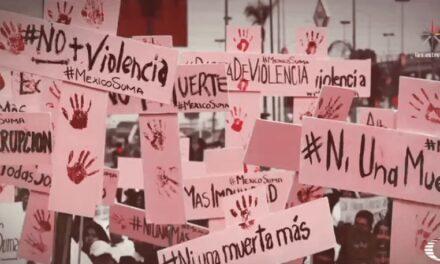 Al alza feminicidios en México