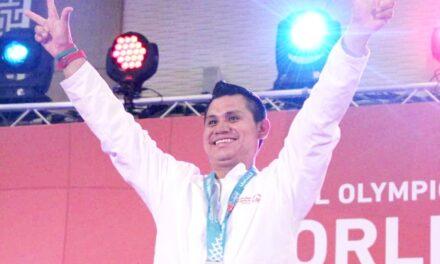 Ganó Mixteco medalla de oro  en Juegos Mundiales en Abu Dhabi
