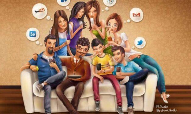 Una sociedad apegada a las redes