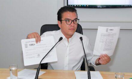 No tengo nada que esconder:  Gerardo Islas con respecto a fortuna
