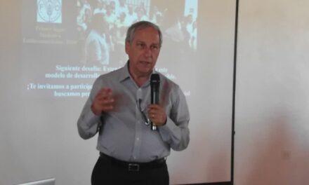 Cárdenas buscaría técnicas ancestrales para el abasto de agua