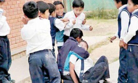 El 70 % de los niños mexicanos sufren bullying: OCDE