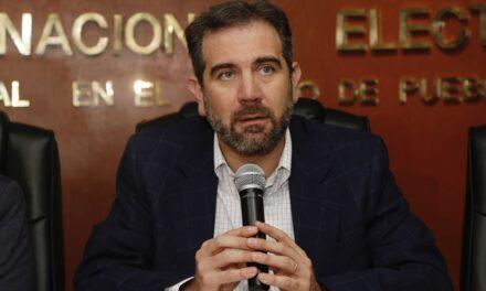 La elección de Puebla es la más compleja de este año: Lorenzo Córdova