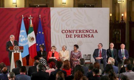 Invertirán la ONU y UE 11.8 mdd vs feminicidio en México