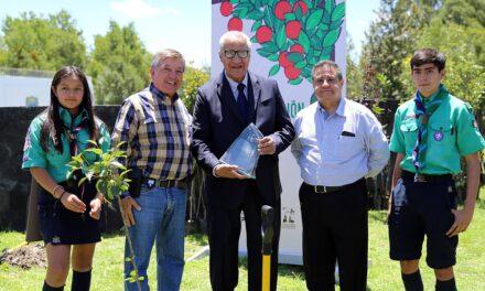 Pacheco Pulido rescata espacios públicos en parques del Estado