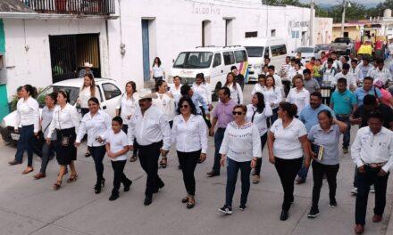 Huehuetlán realizó eventos regionales de los adultos mayores